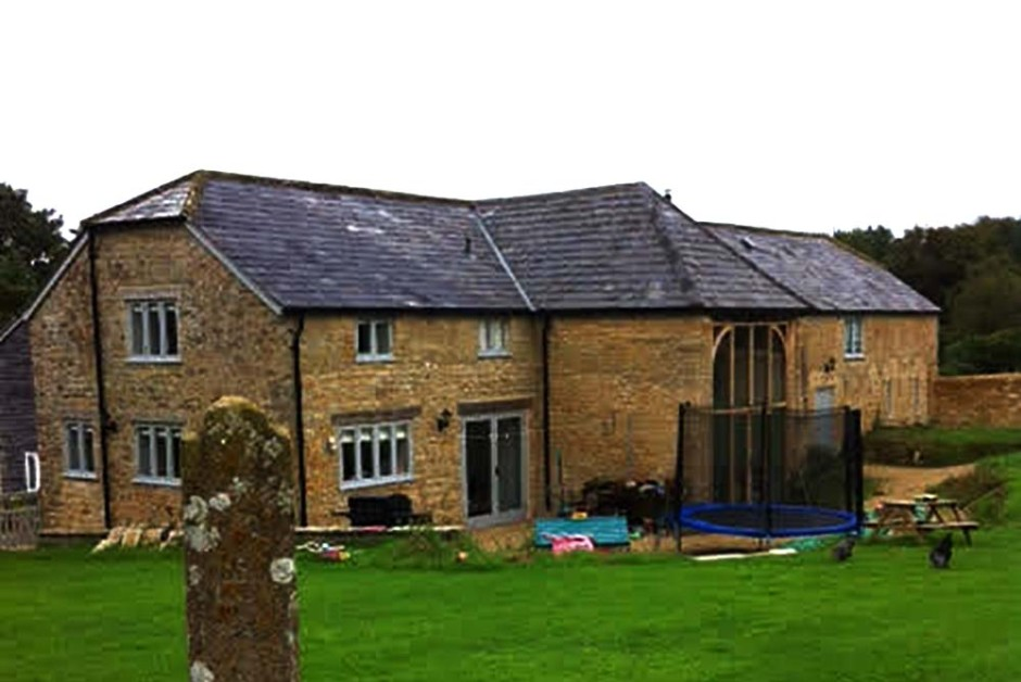 Hyde Farm Barn in Walditch